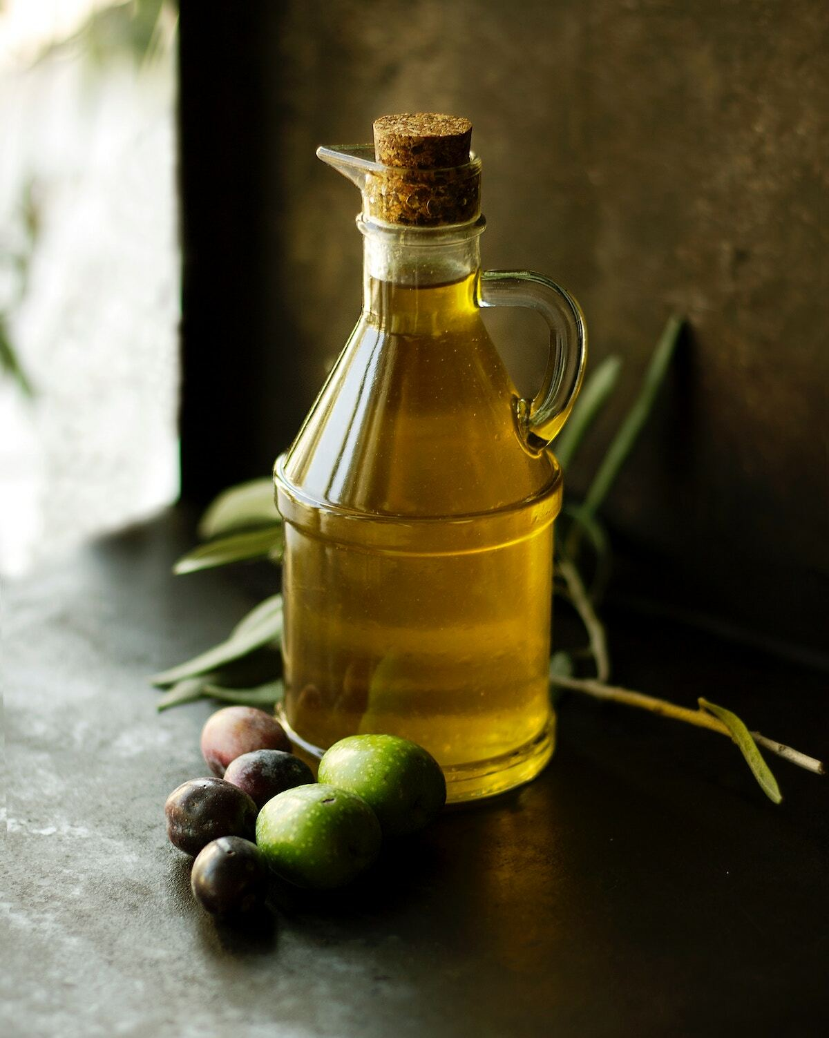 Huile d'olive © roberta-sorge unsplash