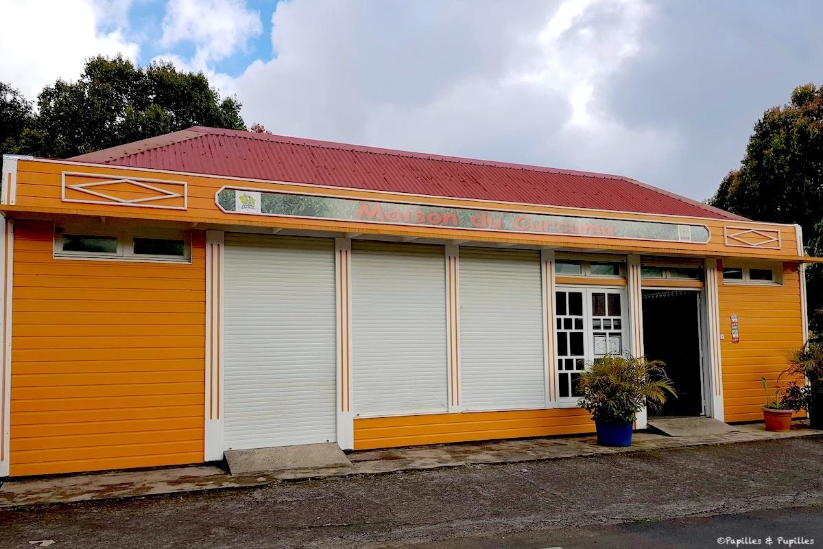 La maison du curcuma