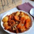 Sauté de porc à la Portugaise