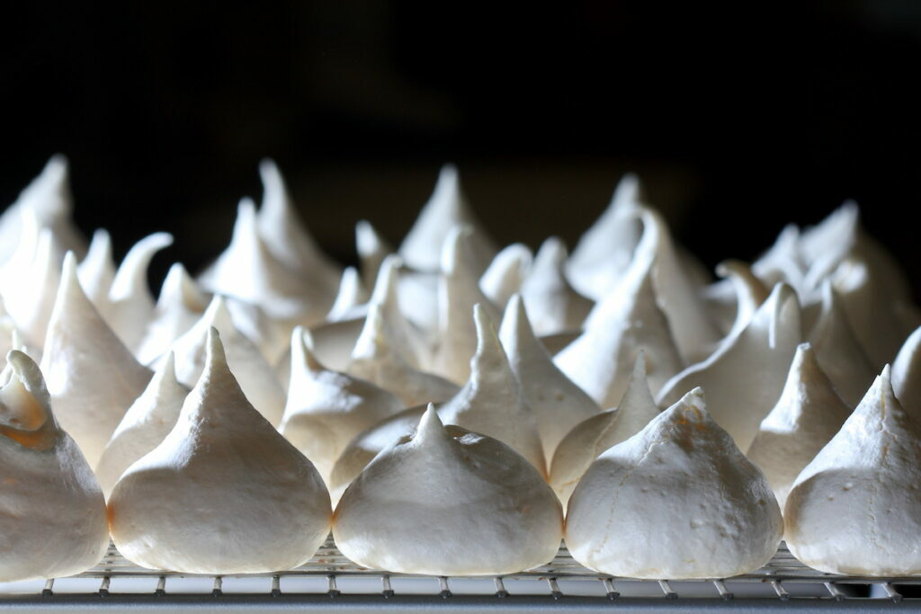 Meringues ©James Laing CC BY-NC-ND 2.0
