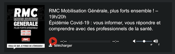 RMC Mobilisation générale