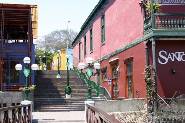 Barranco, vue du pont des soupirs HD ©barb howe CC BY 2.0