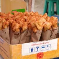 Frites de Manioc
