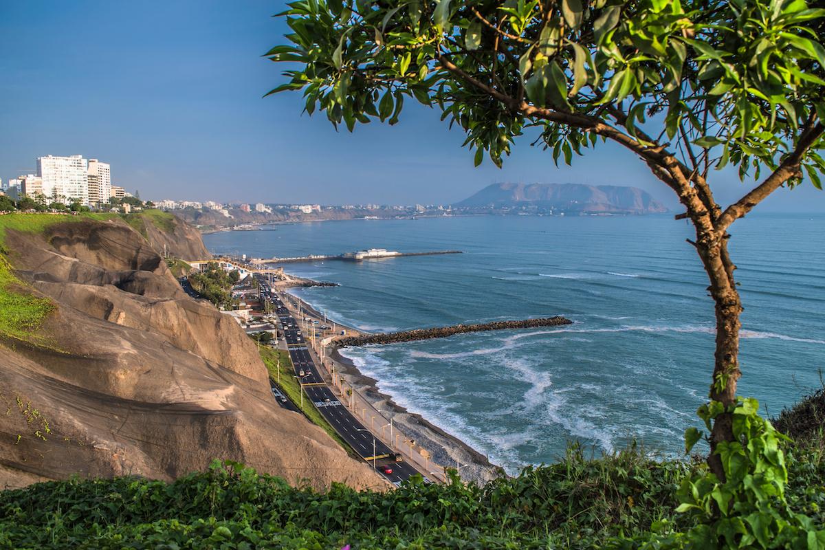 Miraflores, Lima ©Almart_Media shutterstock