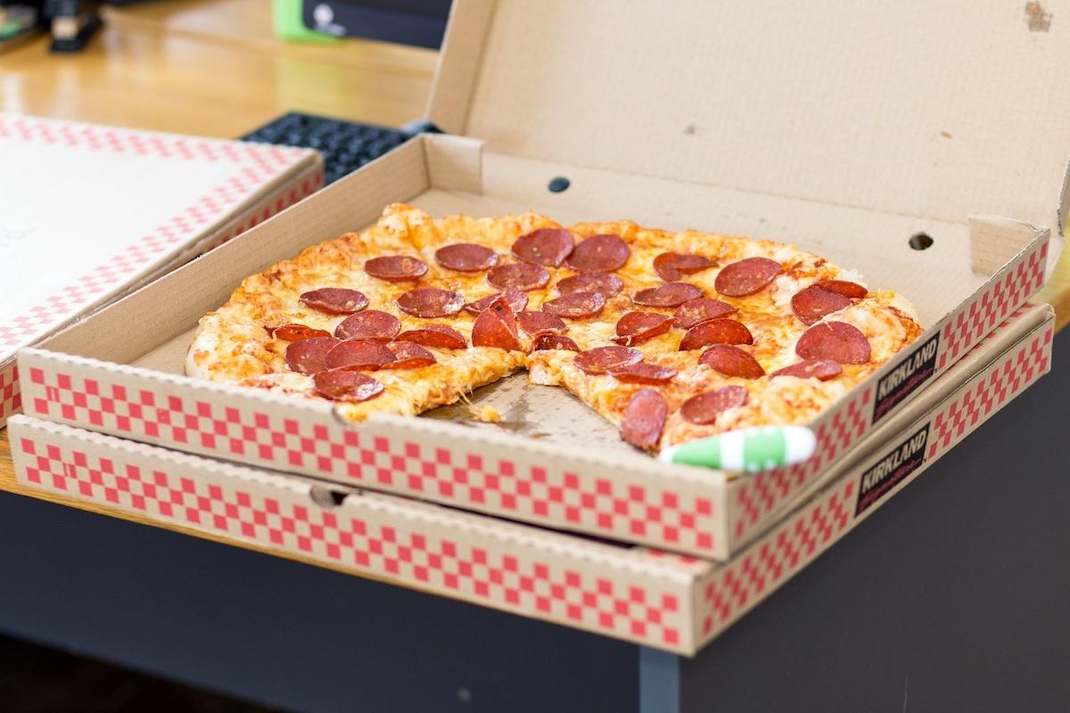 Pizza Pepperoni ©CCO jamesoladujoye Pixabay