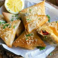 Brick Sardines piquillos citron
