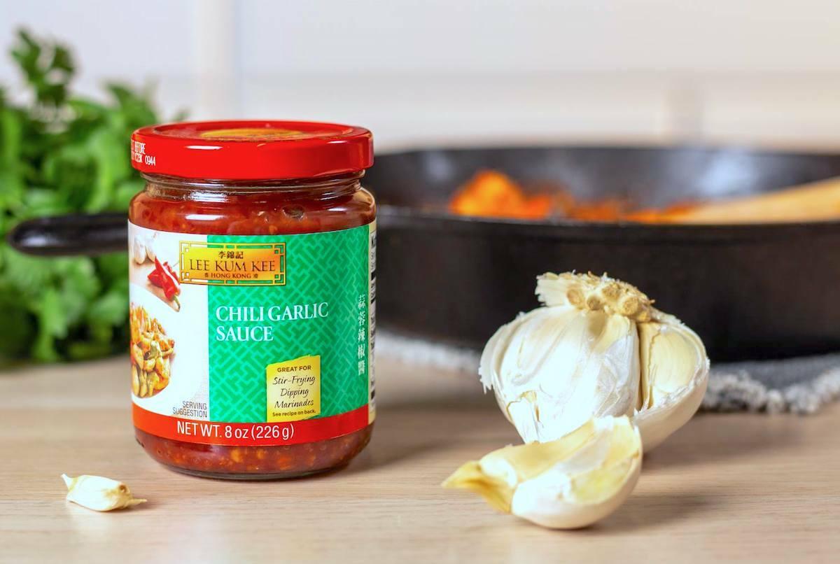 Chili Garlic sauce de {Sauce au piment et à l'ail} ©Lee Kum Kee