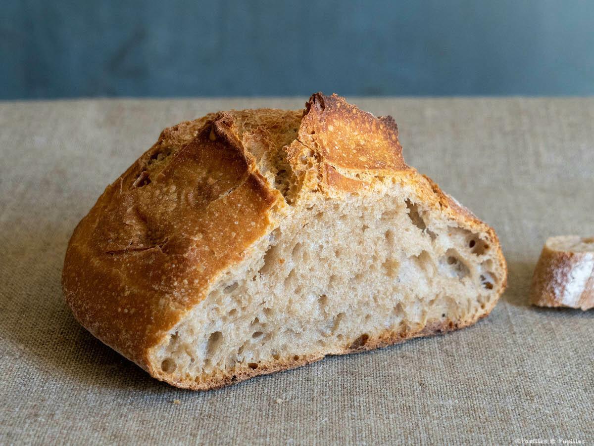 Le pain d'Eric Apathie