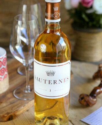 Sauternes on the Rocks, Yquem