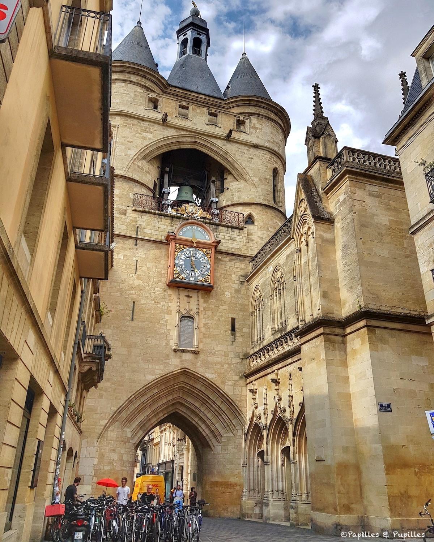 Bordeaux - La Grosse Cloche - Rue Saint James