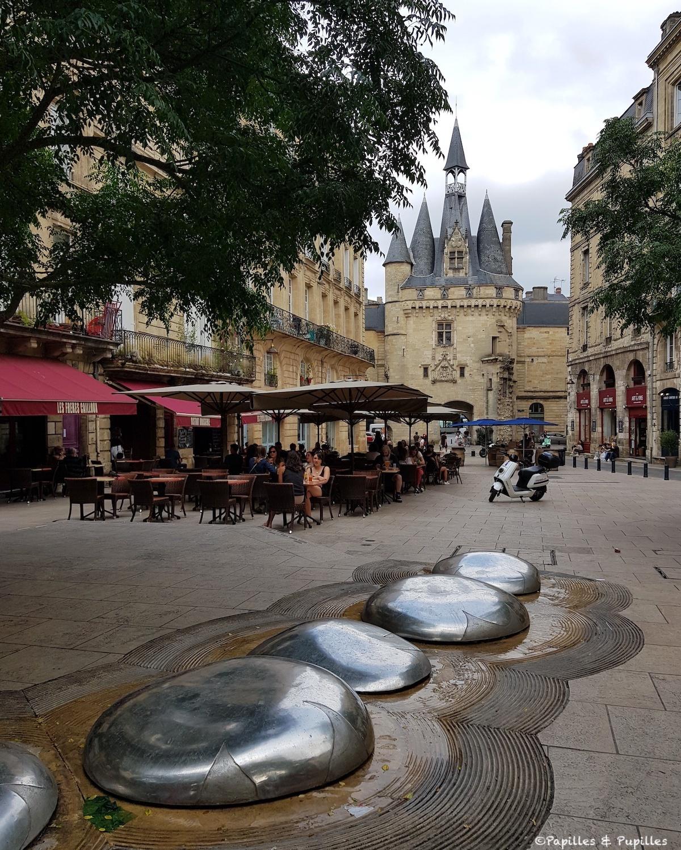 Bordeaux - Place du Palais