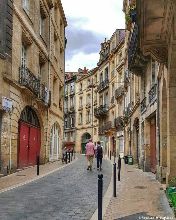 Bordeaux - Rue de la Rousselle