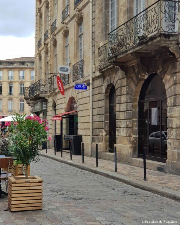 Bordeaux - Rue des Argentiers