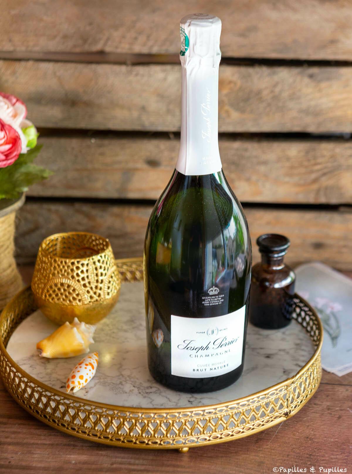 Champagne Joseph Perrier - Cuvée Brut Nature