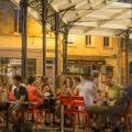Place du marché des Chartrons - Terrasses - Halle des Chartrons©Vincent