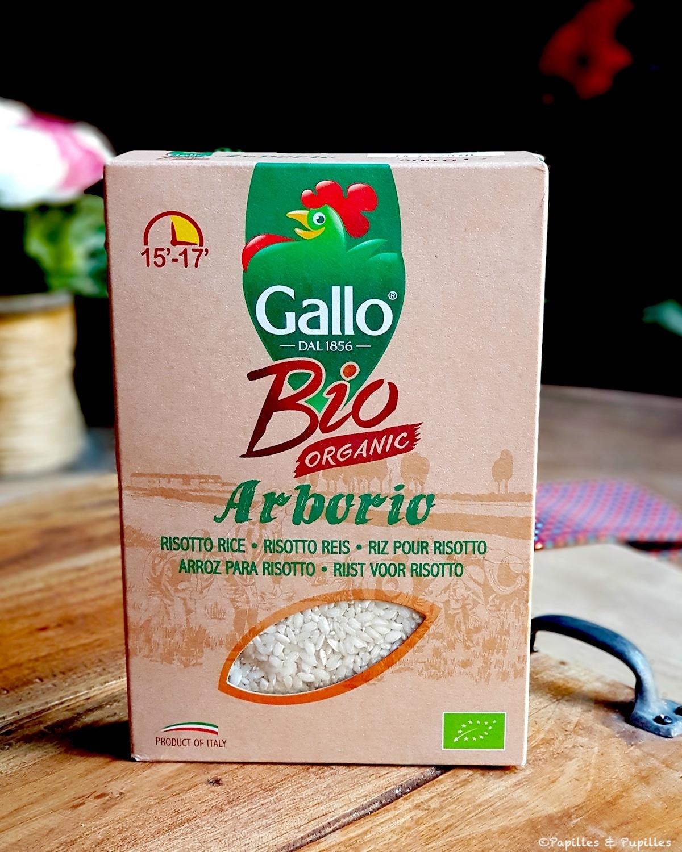 Riso Galllo Aborio - Bio