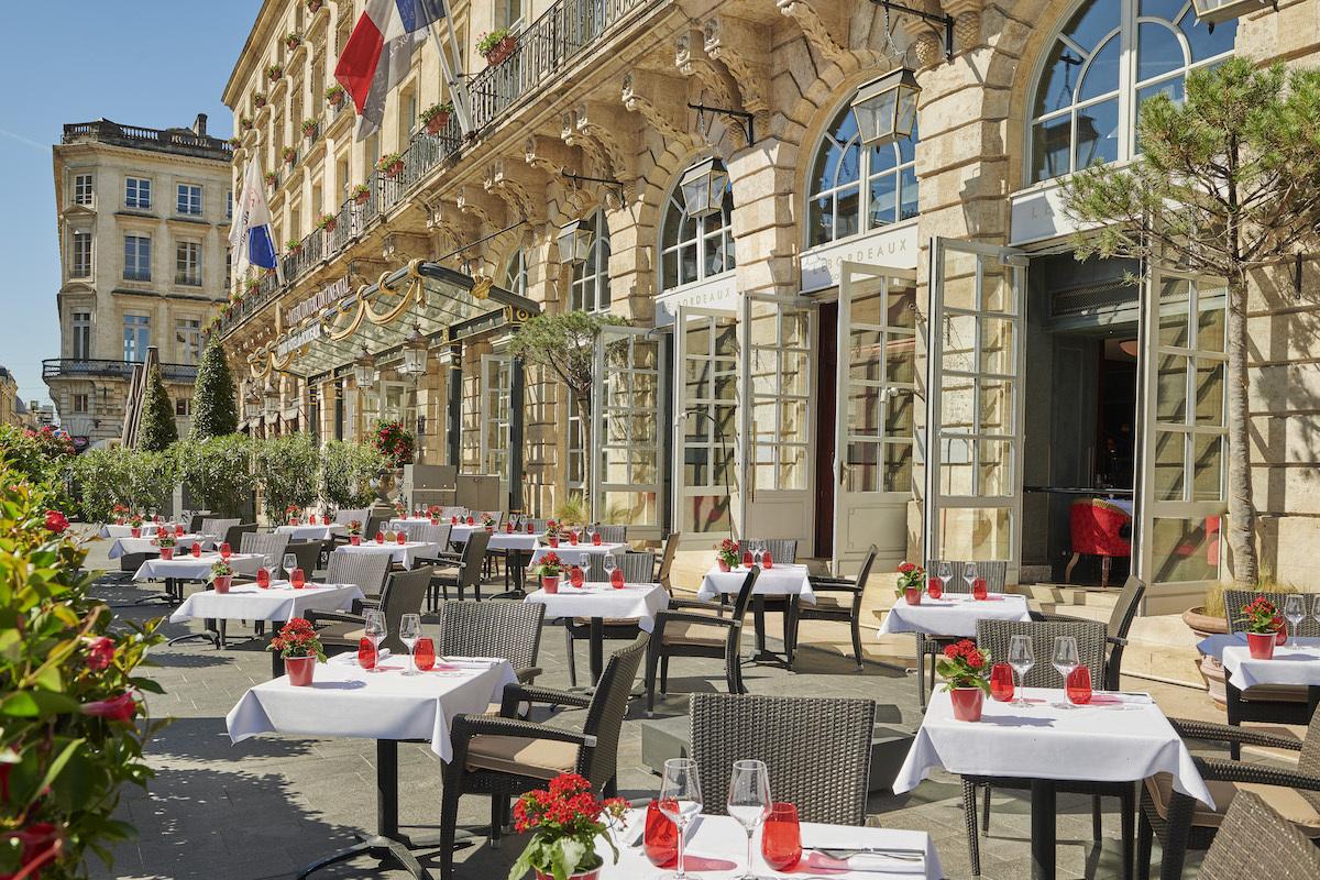 Terrasse du Grand Hôtel