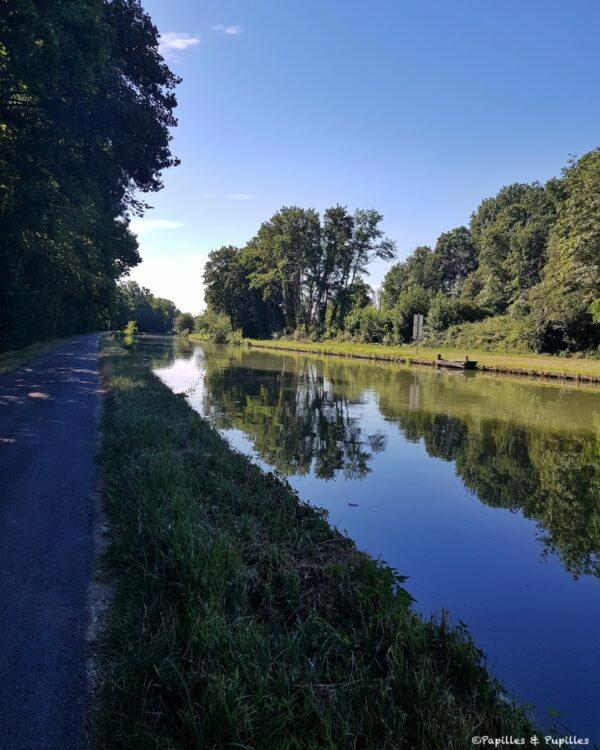 Canal latéral à la Loire, Sancerre