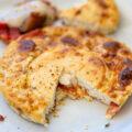 Clafoutis de tomates au fromage de chèvre