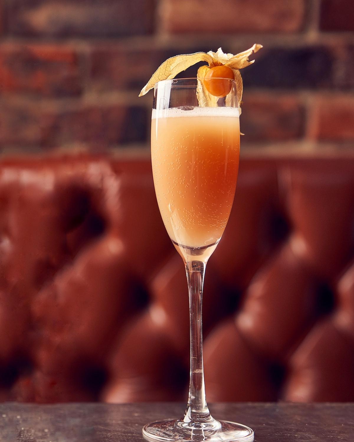 Cocktail Bellini © Hotel du Vin & Bistro CC BY-ND 2.0-02