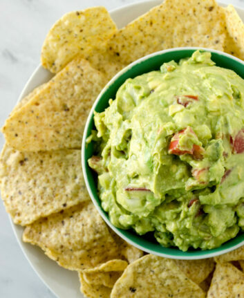 Guacamole ©cookingalamel Licence CC BY-NC-ND 2.0