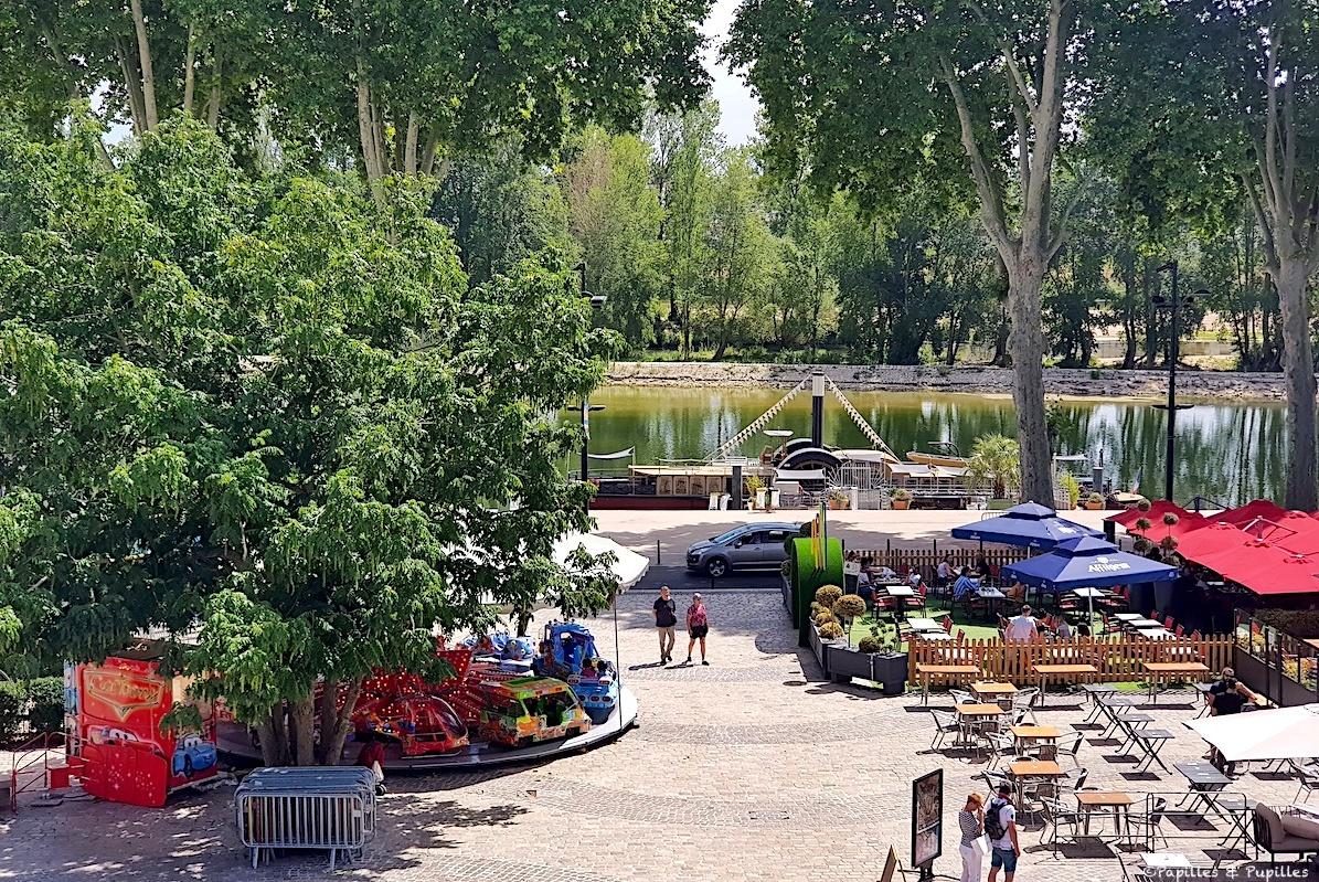 La Loire, Orléans