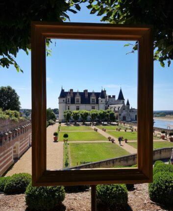 Le Château d'Amboise dans son cadre