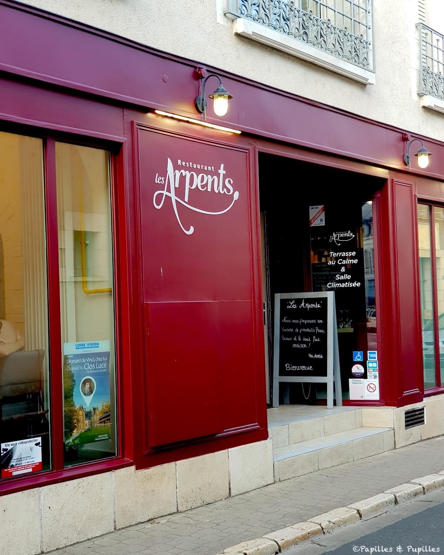 Restaurant Les Arpents - Amboise