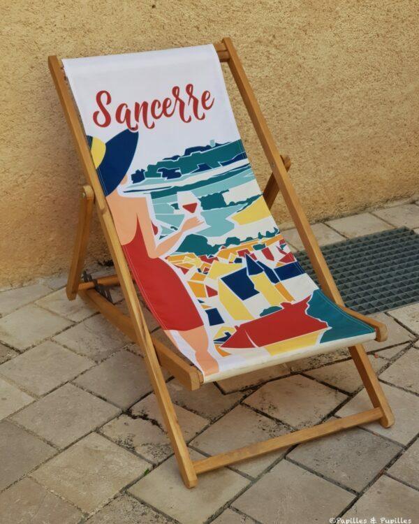 Sancerre - Chaise longue
