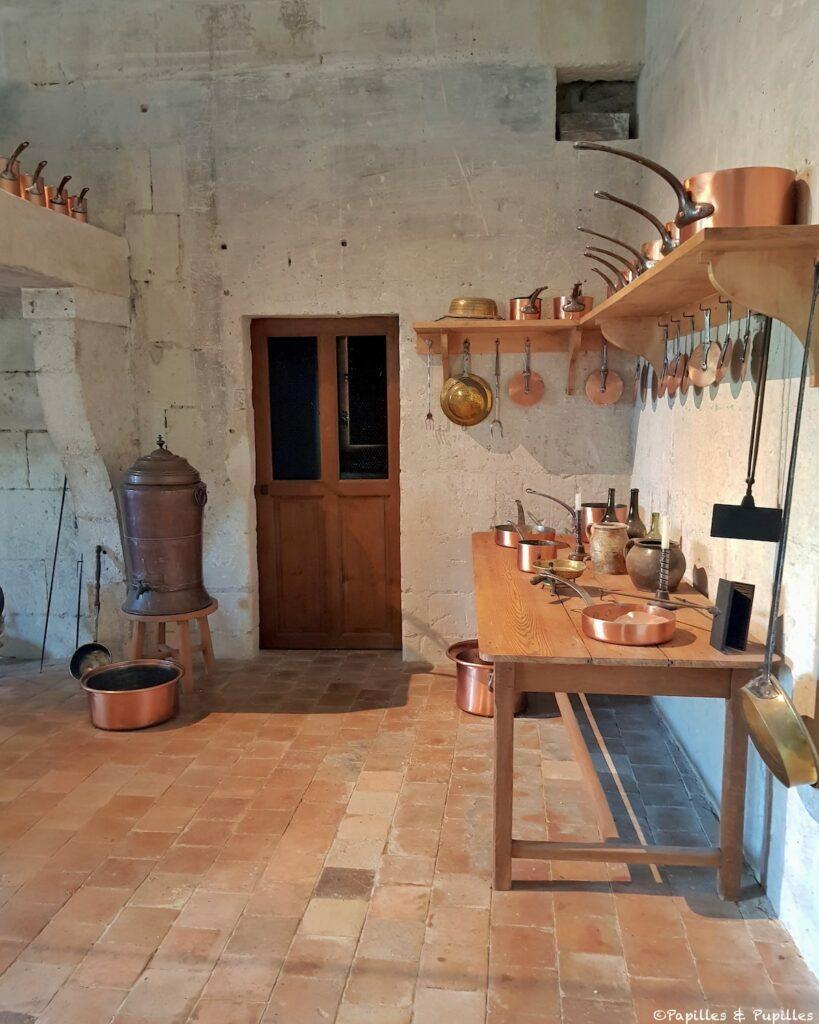 La cuisine de Chambord