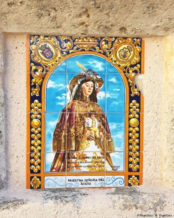 Portrait - Nuestra Senora del Rocio