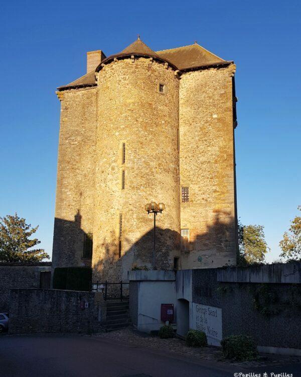 Donjon Médiéval - La Châtre