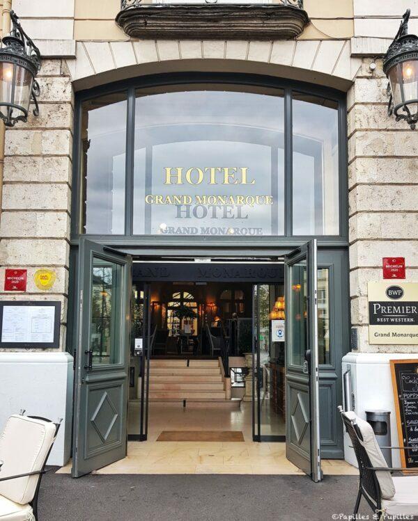 Hôtel Grand Monarque, Chartres