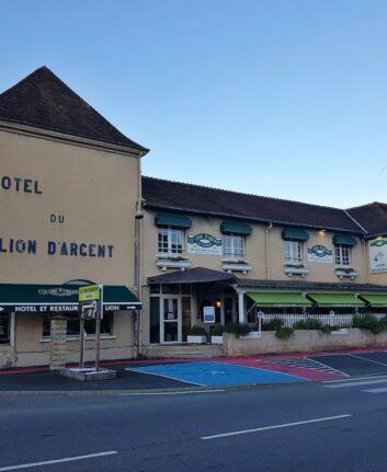 Hôtel-Restaurant du Lion d'Argent - La Châtre