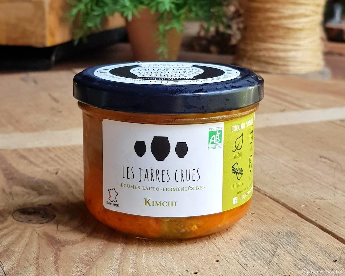 Kimchi - Les Jarres Crues