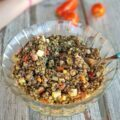 Salade de lentilles du Berry