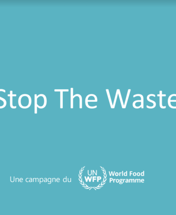 Stop the Waste
