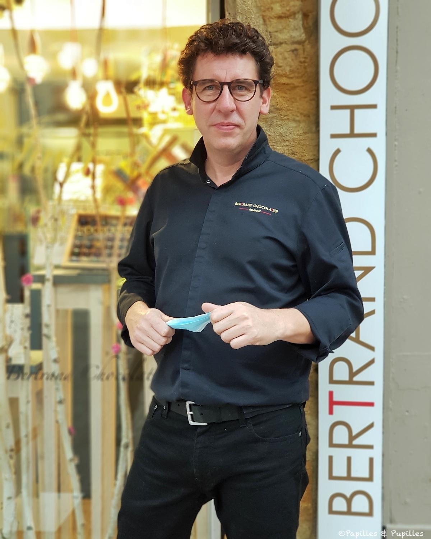 Bertrand Tessal - Bertrand Chocolatier