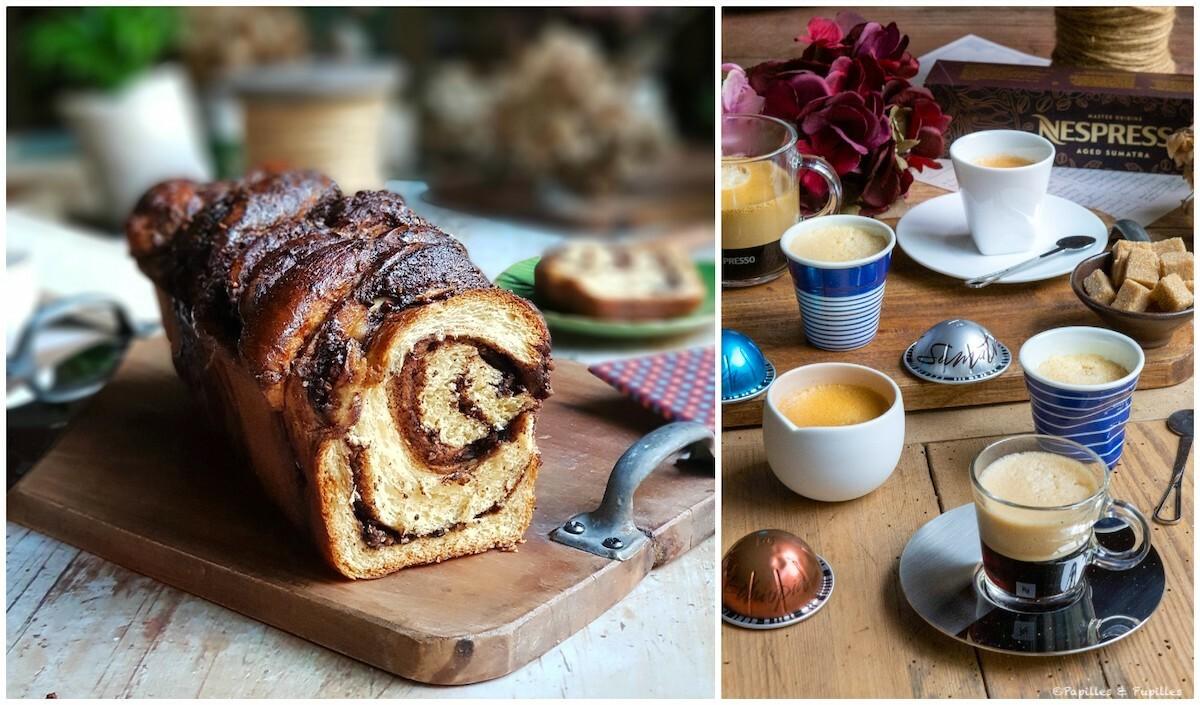 Foodpairing : Babka - Café Aged Sumatra