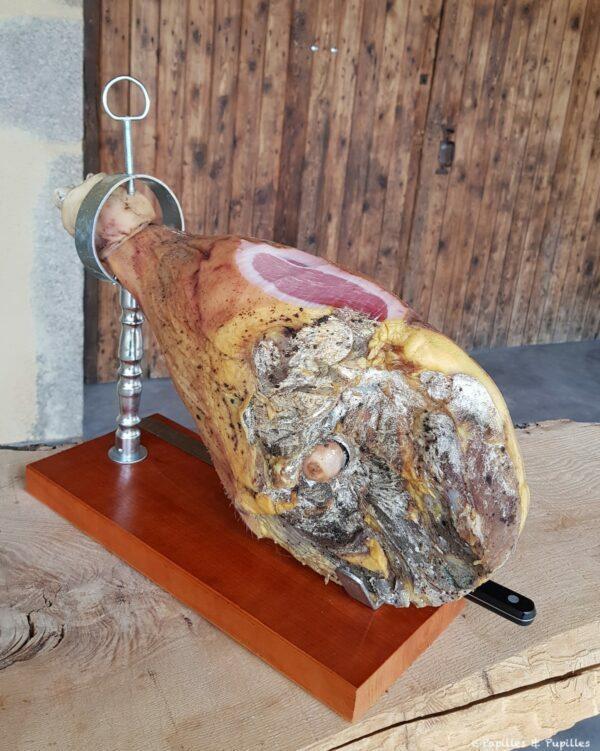Jambon cru - Le panier de Malème