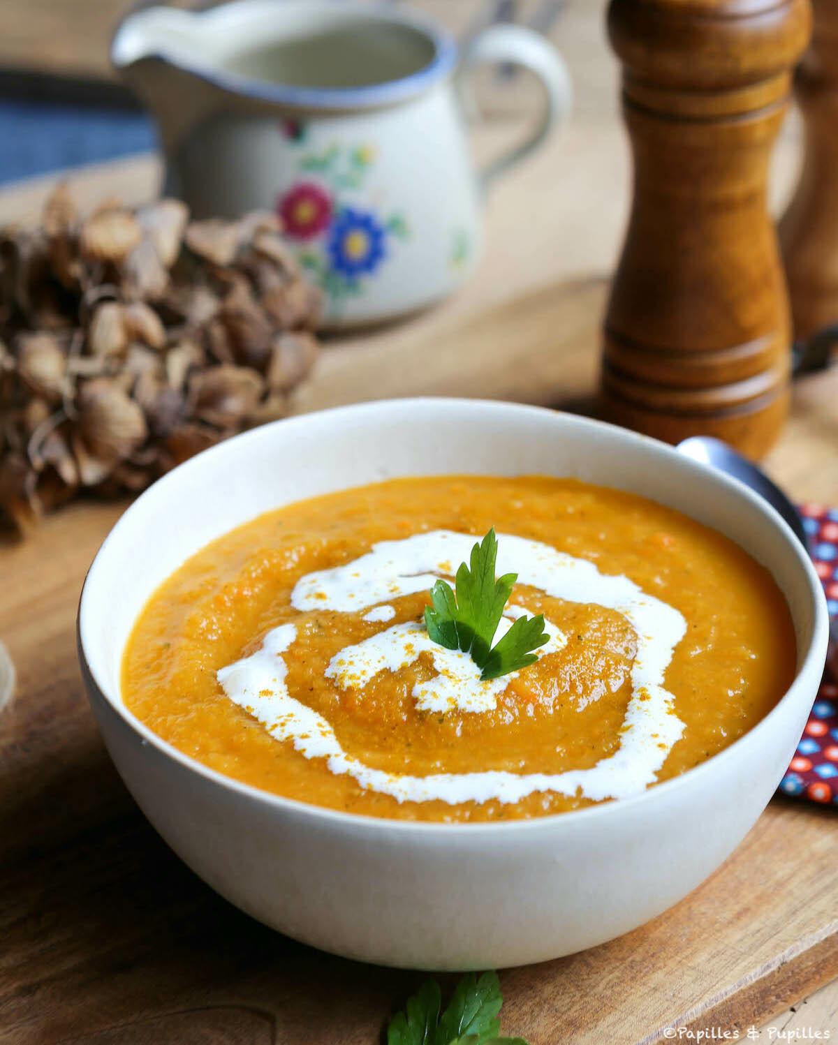 Comment Faire Une Soupe De Legumes