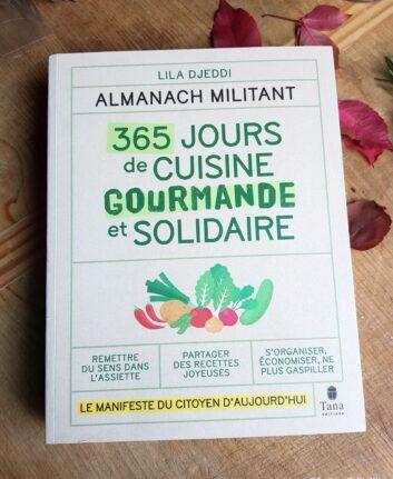 Almanach Militant - Lila Djeddi