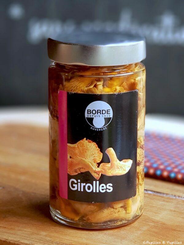 Girolles - Borde