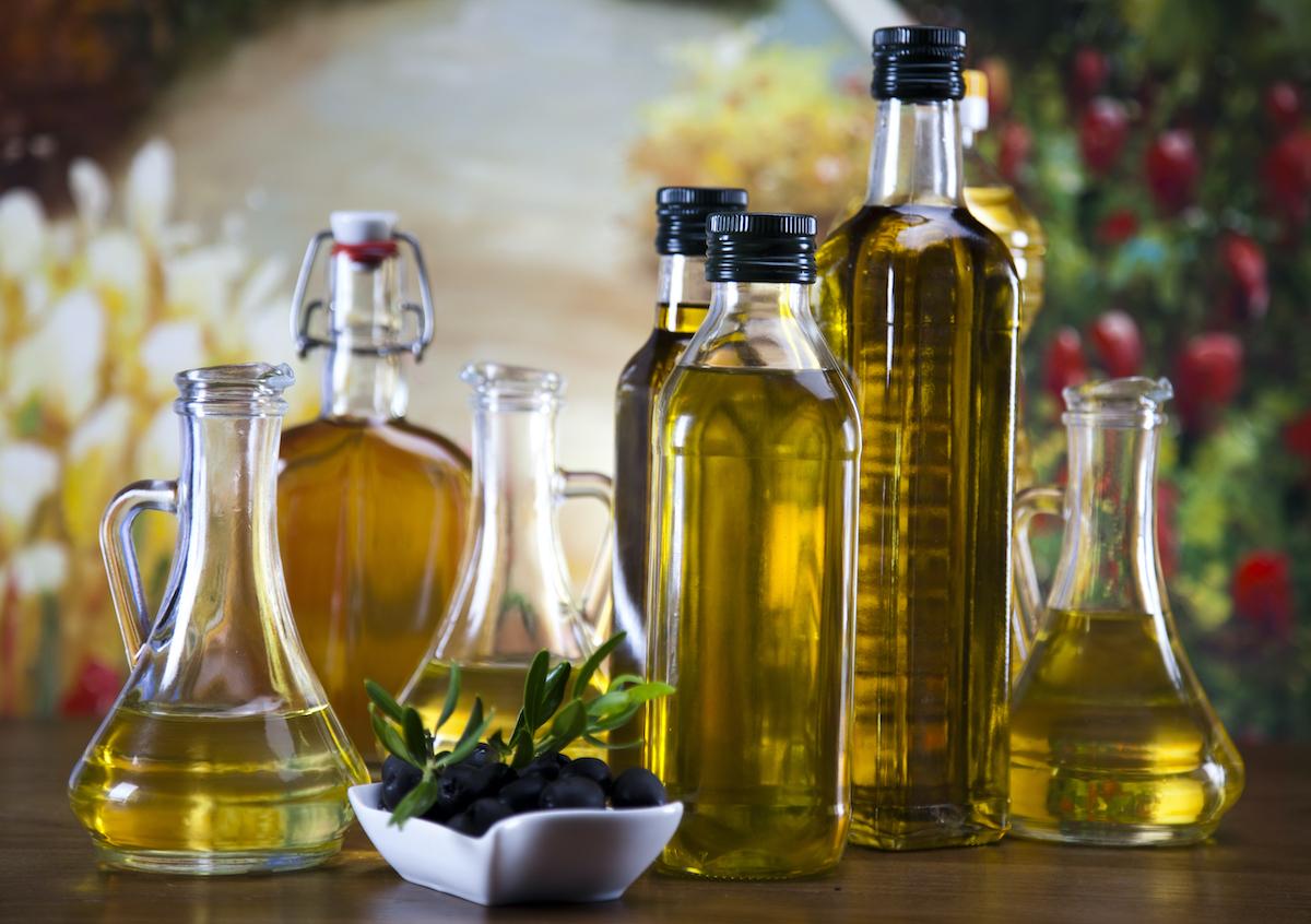Huiles d'olives © Sebastian Duda Shutterstock