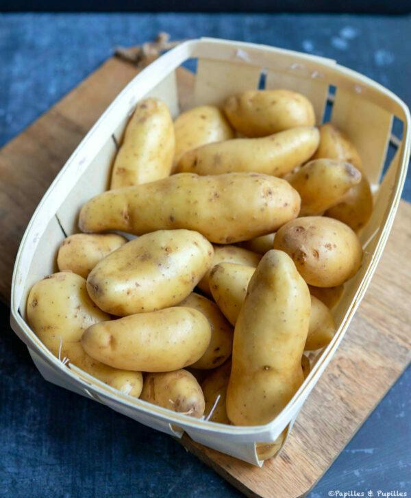 Pommes de terre - Rattes
