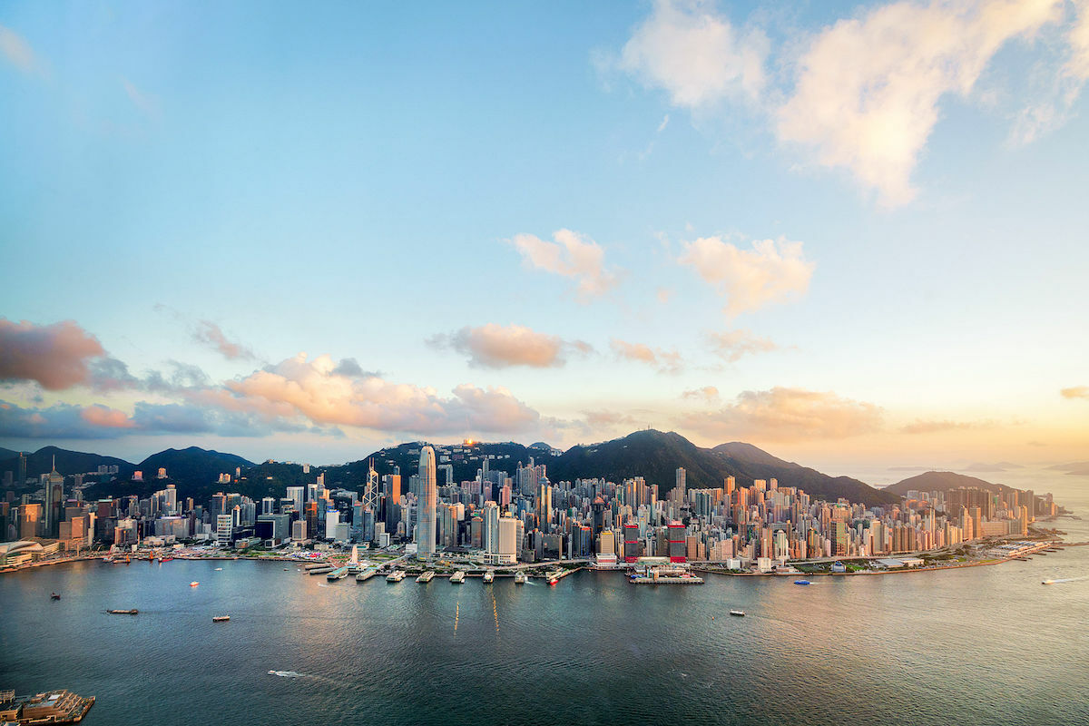 Port Victoria © Hong Kong Tourism Board