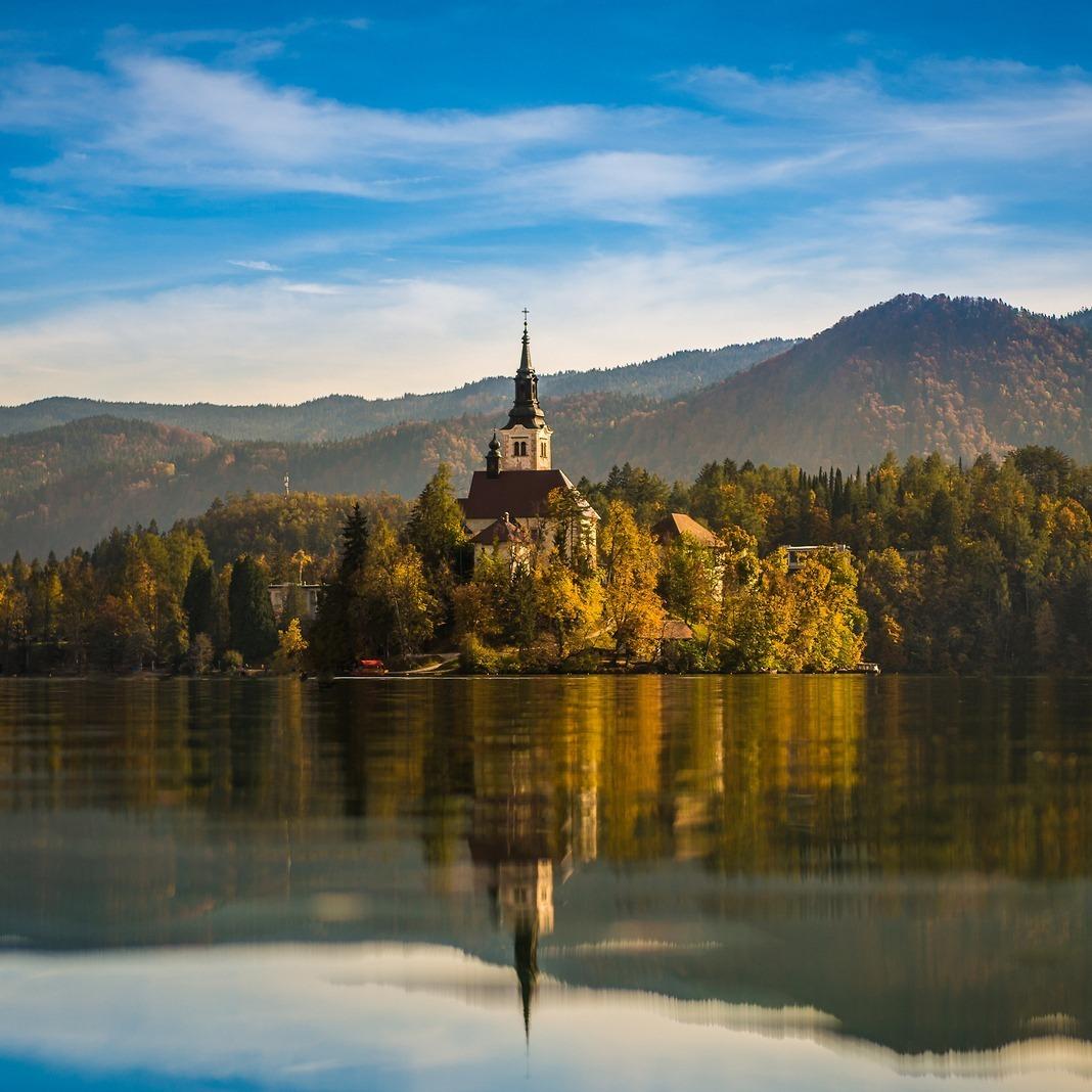 Bled ©I Feel Slovenia
