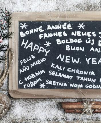 Bonne année ©De anyaivanova shutterstock