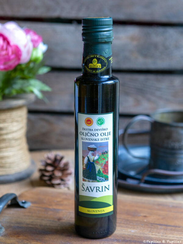 Huile d'olive Slovène