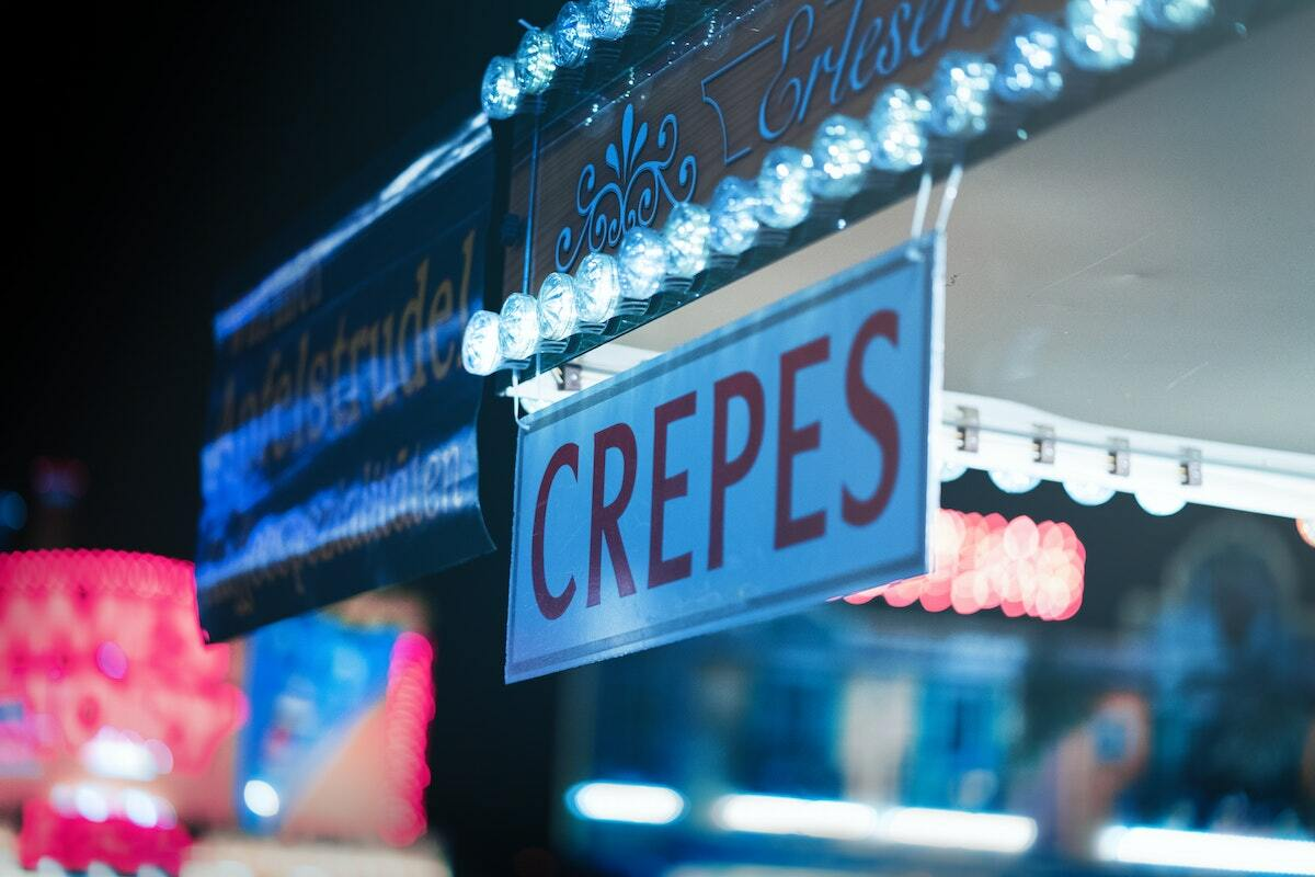 Crêpes ©william-krause unsplash